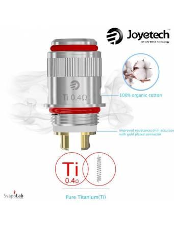 Joyetech CL-Ti coil 0,4ohm (1 pz) per EGO ONE VT/CT series