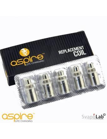 Aspire BVC coil (1 pz) per CE5, CE5-S, ETS, K1, K2 confezione