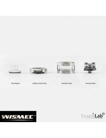 WISMEC INDE DUO RDA atomizer (ø30mm)