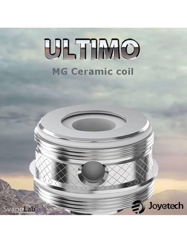 JOYETECH MG Ceramic coil 0,5ohm/40-80W (1 pz) per ULTIMO tank