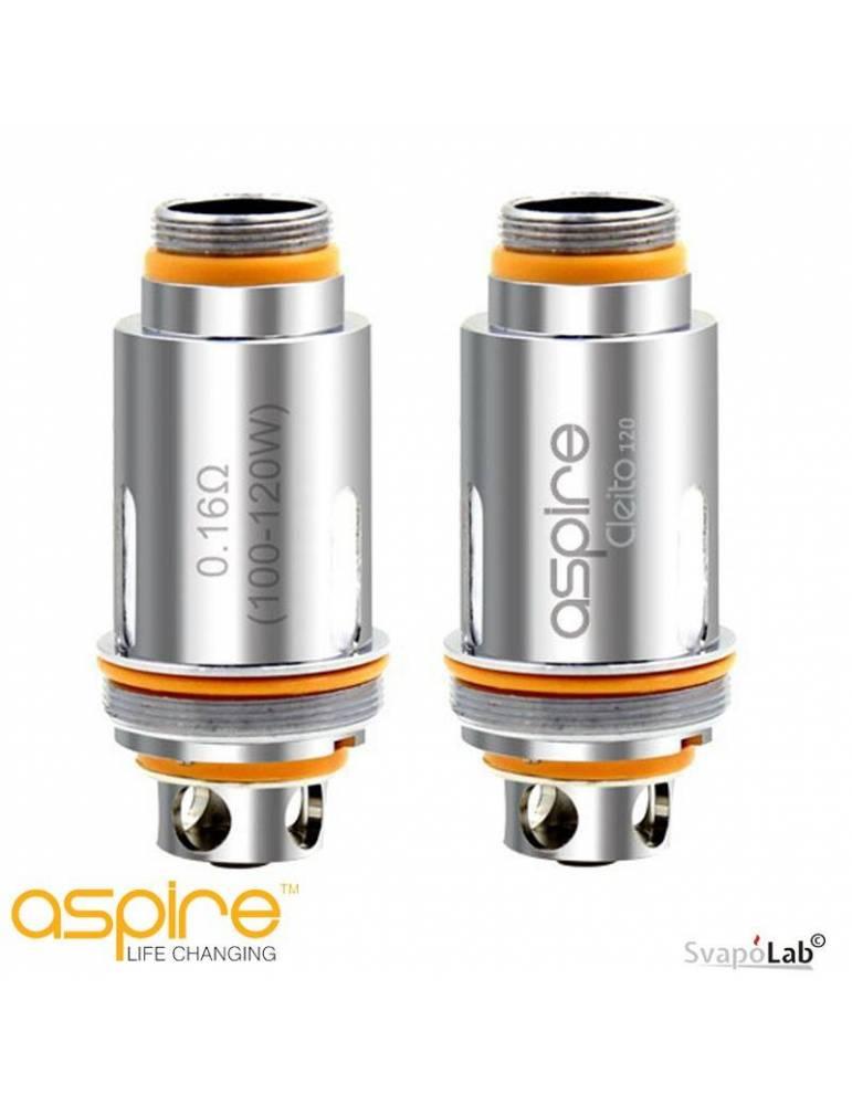 Aspire Cleito 120 coil 0,16ohm/100-120W (1 pz)