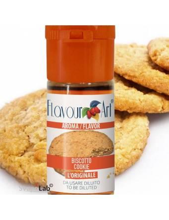 FLAVOURART Biscotto 10ml aroma concentrato: