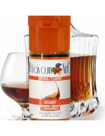 FLAVOURART Brandy 10ml aroma concentrato