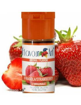 FLAVOURART Fragola 10ml aroma concentrato