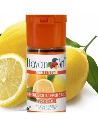 FLAVOURART Limone Sicilia 10ml aroma concentrato