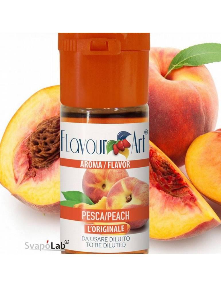 FLAVOURART Pesca 10ml aroma concentrato