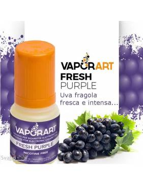 Vaporart FRESH PURPLE 10ml liquido pronto