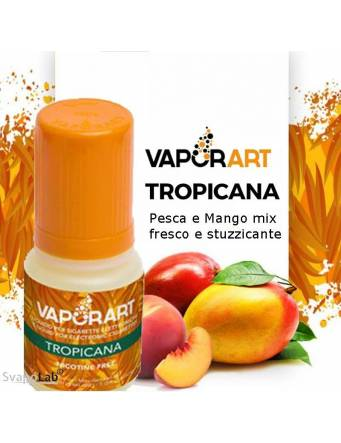 Vaporart TROPICANA 10ml liquido pronto