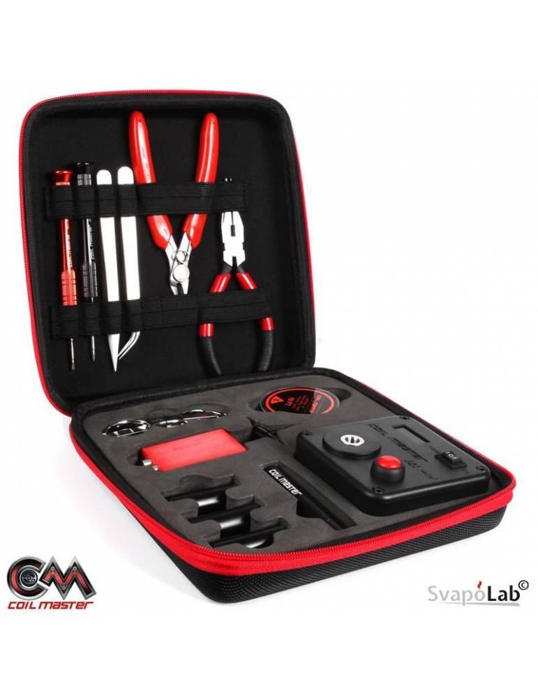 Coil Master TOOLS Kit DIY V3 – set accessori
