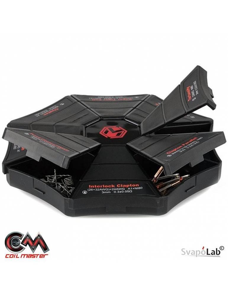 Coil Master SKYNET COILS CASE (48 premade coil)