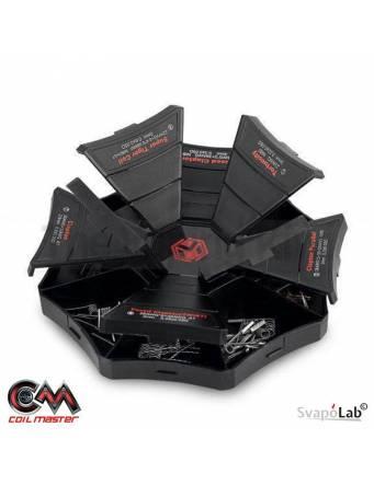 Coil Master SKYNET COILS CASE - sistema di apertura della confezione