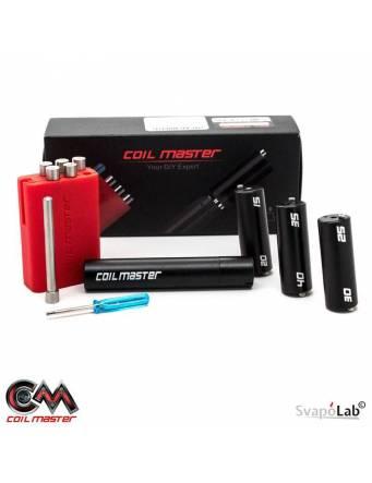 Coil Master COILING KIT V4 - contenuto della confezione