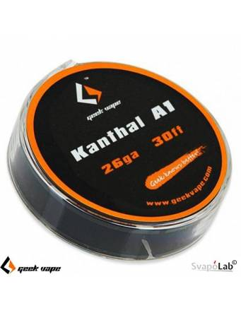 Geekvape KANTHAL A1 filo resistivo 26 GA (10mt)