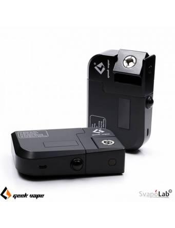 Geekvape TAB PRO ohm meter - vista connettore girevole a 90°