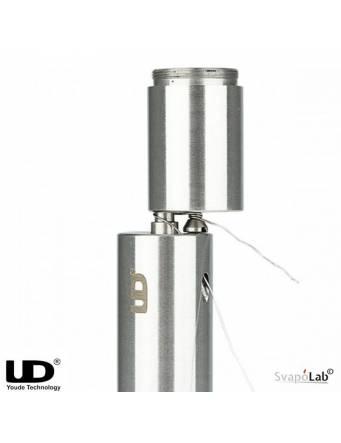 UD Youde COIL JIG V3 - fase 3: girare le due sezioni per creare la coil