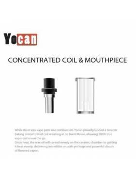 Yocan Explore ceramic coil e drip (1 pz)