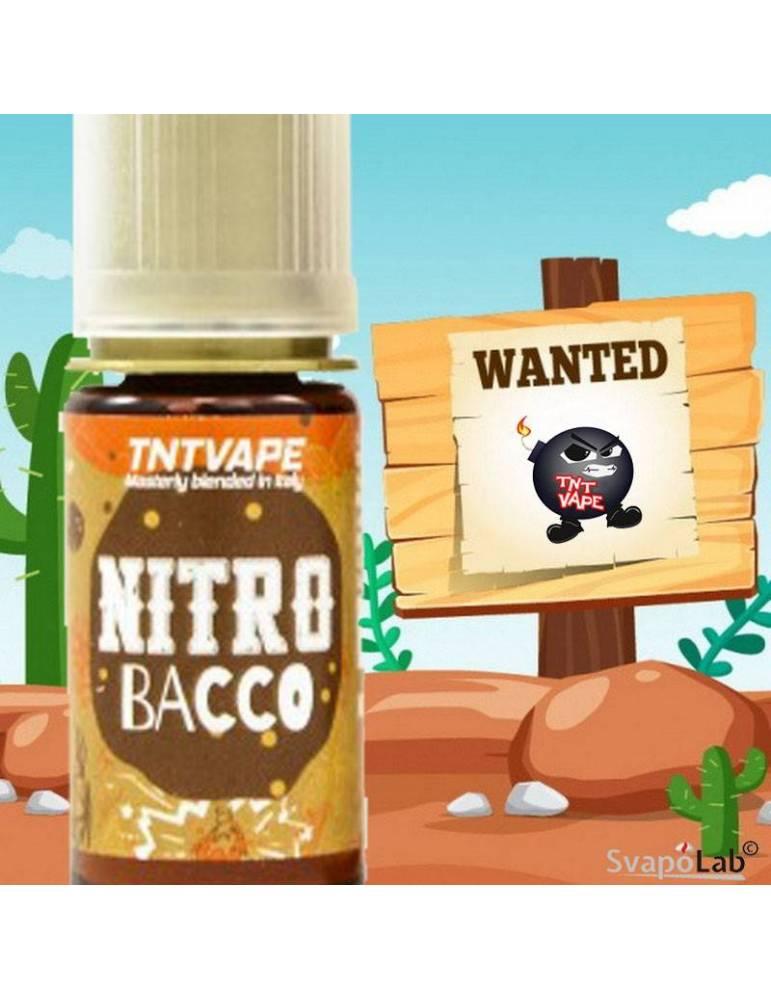 TNT Vape Magnifici 7 - NITRO BACCO 10ml aroma concentrato
