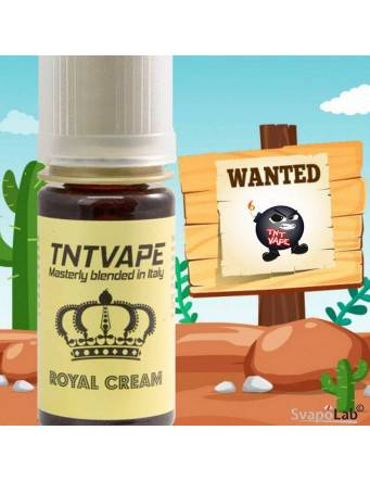 TNT Vape ROYAL CREAM 10ml aroma concentrato
