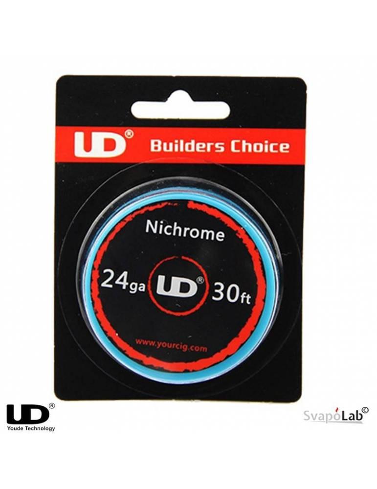 UD Youde NICHROME filo resistivo 24 GA (10mt)