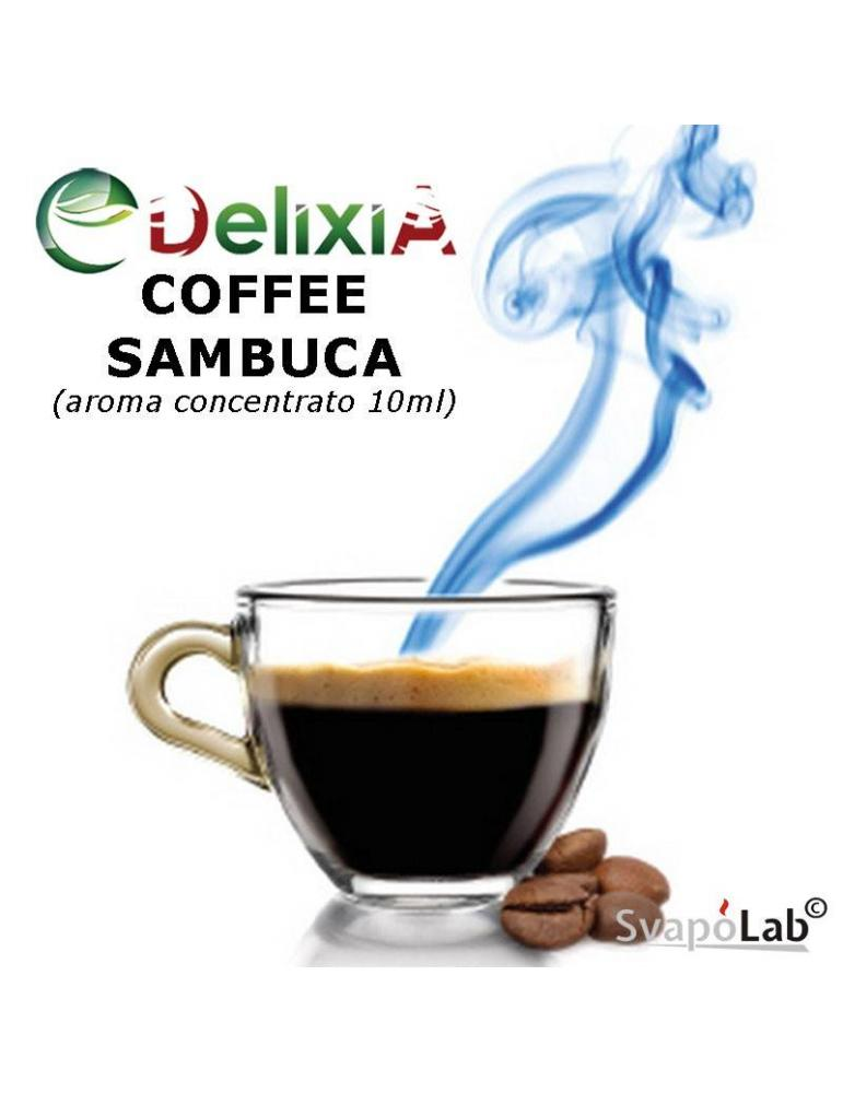 Delixia COFFEE e SAMBUCA aroma concentrato 10ml