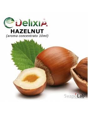 Delixia HAZELNUT 10ml aroma concentrato