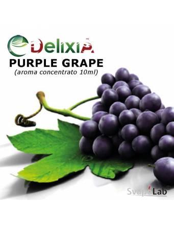 Delixia PURPLE GRAPE aroma concentrato 10ml