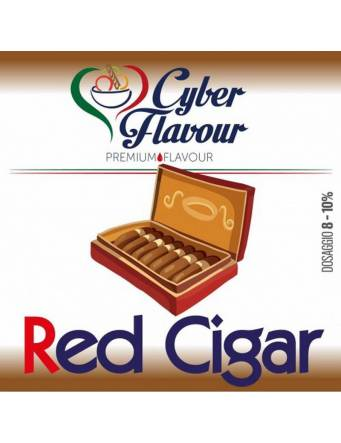 Cyber Flavour RED CIGAR 10 ml aroma concentrato