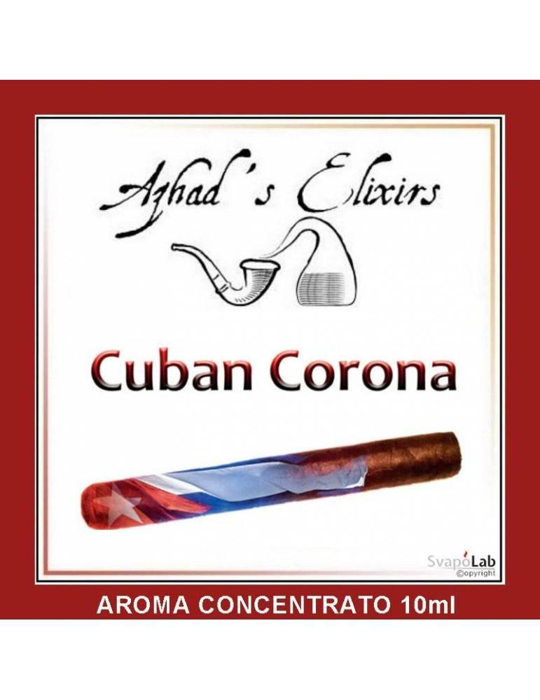 Azhad's Signature CUBAN CORONA 10 ml aroma concentrato