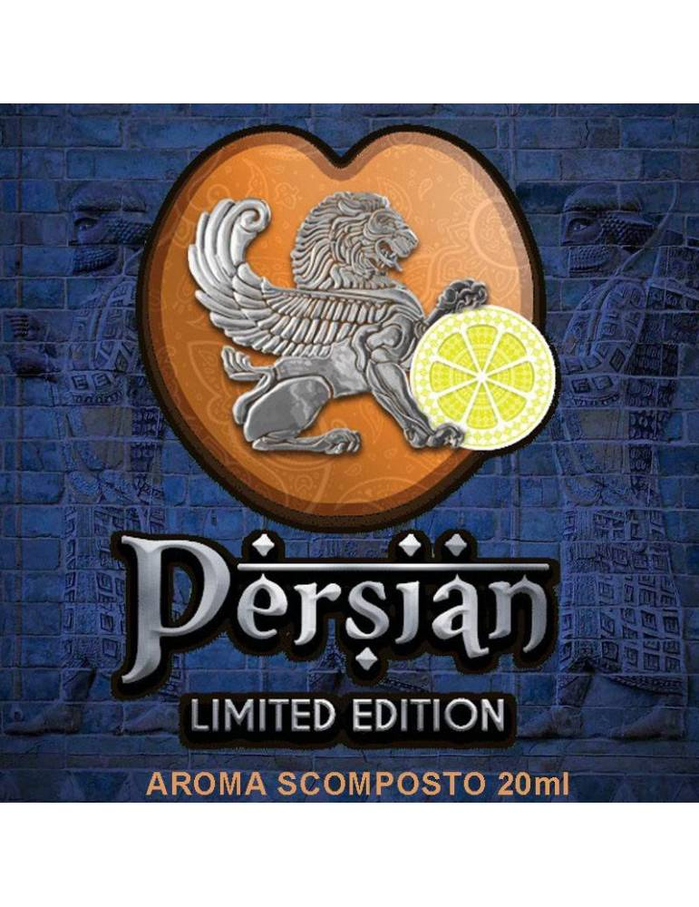 Azhad's PERSIAN Limited Edition 20 ml aroma scomposto