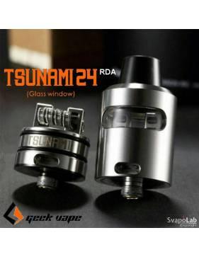 Geekvape TSUNAMI 24 RDA Glass Window