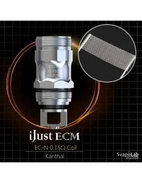 Eleaf EC-N mesh coil 0,15 ohm/30-70W (1pz) per Ijust ECM e Melo 5