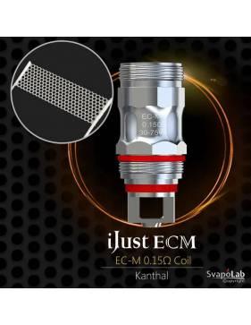 Eleaf EC-M mesh coil 0,15 ohm/30-75W (1 pz) per Ijust ECM e Melo 5