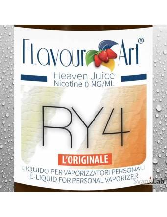 FLAVOURART Tabacco RY4 10ml liquido pronto