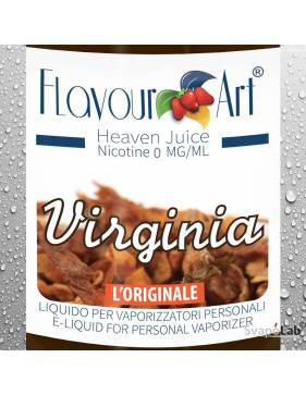 FLAVOURART Tabacco Virginia 10ml liquido pronto