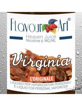 FLAVOURART Tabacco Virginia liquido pronto 10ml