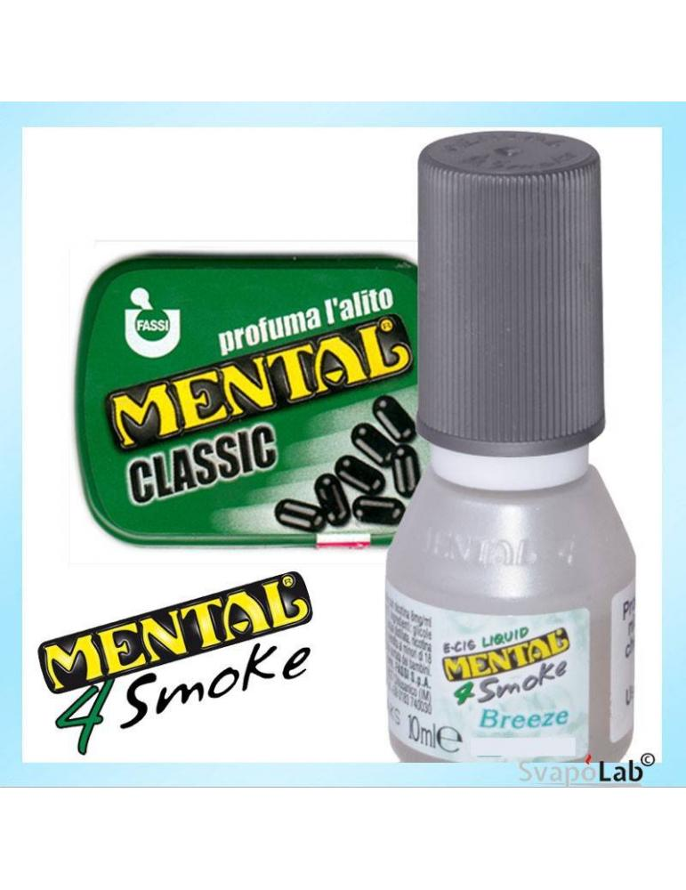 Mental BREEZE 10ml liquido pronto