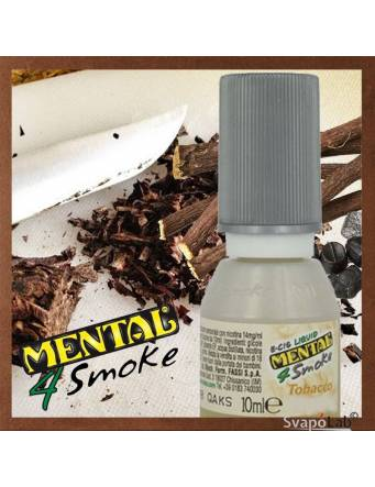 Mental TOBACCO 10ml liquido pronto