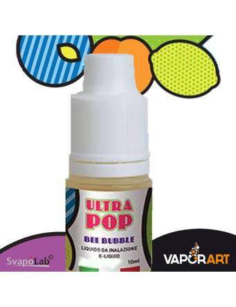 UltraPop BEE BUBBLE 10ml liquido pronto
