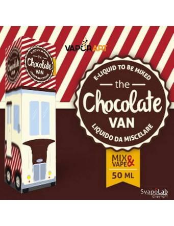 Vaporart THE CHOCOLATE VAN 50ml Mix&Vape