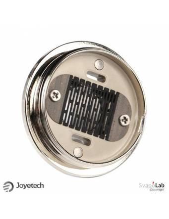 Joyetech CUBIS MAX atomizer 5 ml (ø28mm), dettaglio del fondo con la resistenza