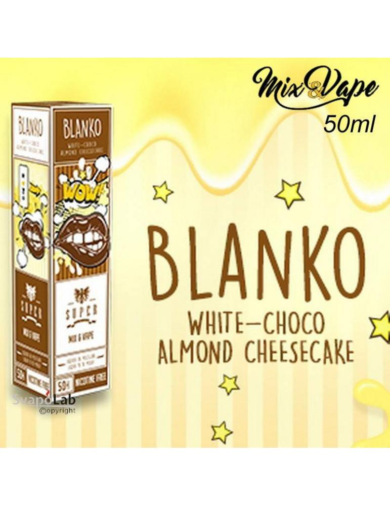 Super Flavor BLANKO 50ml Mix&Vape