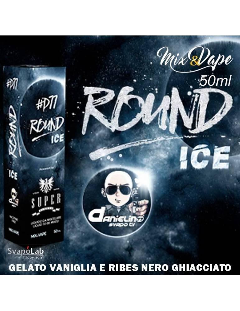 Super Flavor ROUND ICE 50ml Mix&Vape