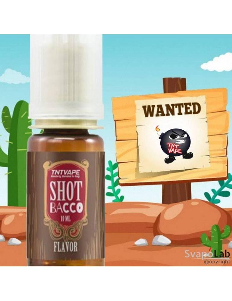 TNT Vape Magnifici 7 - SHOT BACCO 10ml aroma concentrato