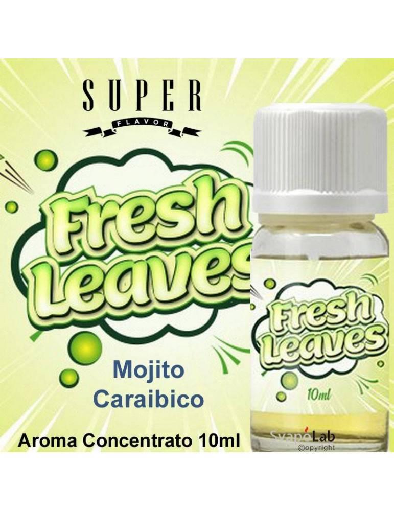 Super Flavor FRESH LEAVES 10ml aroma concentrato