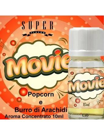 Super Flavor MOVIE 10ml aroma concentrato