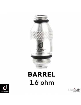 Da One BARREL coil 1,6 (1 pz)
