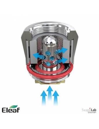 Eleaf HW-M2 Kanthal coil 0.20ohm/40-90W (1 pz) per Ijust 21700, new ELLO DURO, ELLO POP
