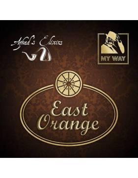 Azhad's My Way EAST ORANGE 10 ml aroma concentrato