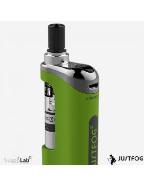 Justfog COMPACT14 kit 1500mah (con Q14), colore verde
