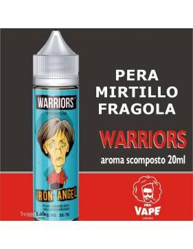 Pro Vape Warriors IRON ANGEL 20 ml aroma scomposto